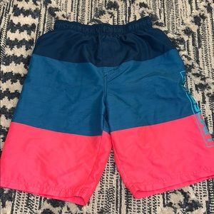 Under Armour Boys Trunks | Size Youth Large